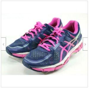 Asics Gel-Kayano 22 Women's Running Shoes Size 10